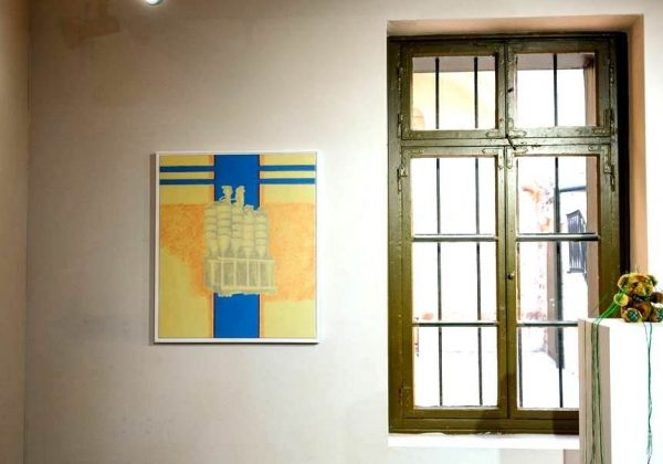 2013 – מרחב מתמשך – מורים ובוגרים המכון לאמנות